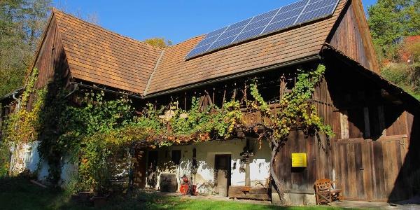 Schilcher-Weinbau Haas_Hofgebäude