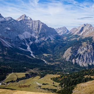 View from Mahnkopf