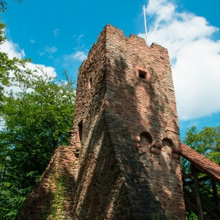 Burgruine Wildenstein