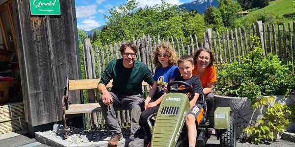 Gauahof - Familie Pichler