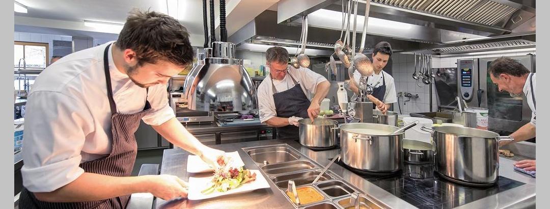 Küche Hotel Krone Stein