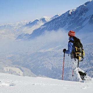 Schneeschuhträume im Appenzellerland.