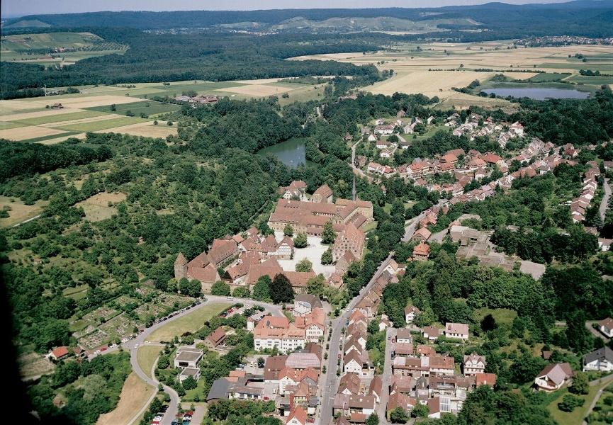 Klosterroute Nordschwarzwald – Gesamtstrecke