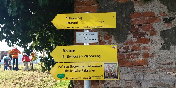 Schloss Reiteregg_Wegweiser