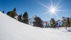 Schneeschuhwanderung: Lutterkopf - Durakopf