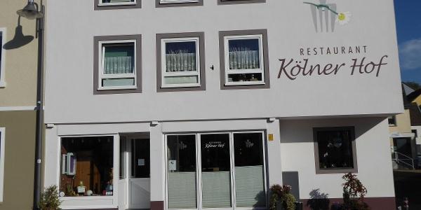 Restaurant Kölner Hof, Prüm