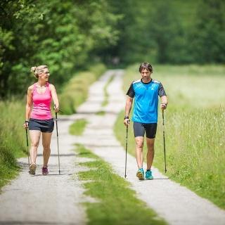 Nordic Walking im Antholzertal
