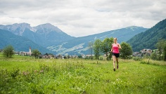 Jogging: Oberrasen - Antholz Niedertal