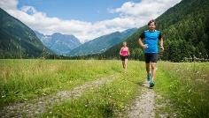 Jogging: Oberstall