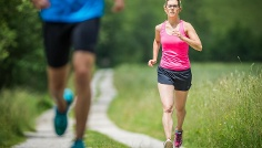 Jogging: Biotop Rasner Möser