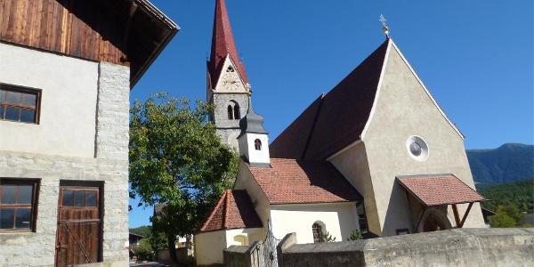 Filialkirche St. Ägidius in Raas