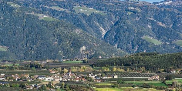 View to Rasa