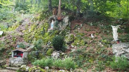Lourdes Grotte, Obbürgen, Bürgenberg, Stansstad, Nidwalden