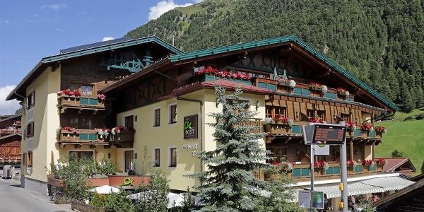 Sommer Hotel Post