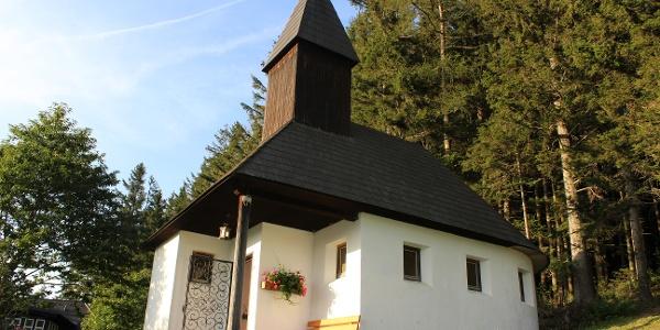 Kapelle auf der Brandlucken