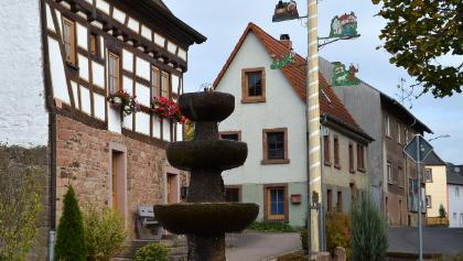 Ortsbrunnen Münchweiler a.d. Alsenz
