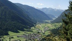 Highwalk in Anterselva di Sopra