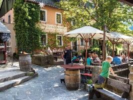 Foto Biergarten am Forsthaus