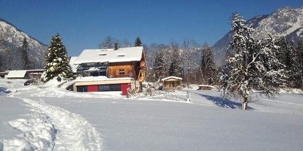 Winter im Haus-Rosaweg