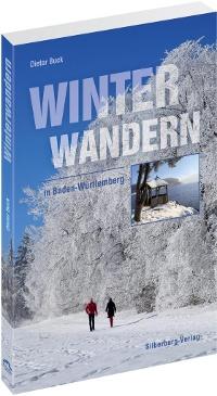 Titel des Buches Winter Wandern von Dieter Buck