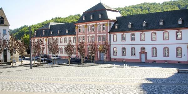 Ehemaliges Abteigebäude, Foto Tourist-Info Prüm