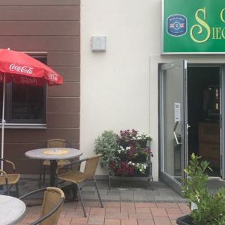Eingangsbereich: Café Sieglinde in Söding St. Johann
