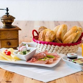 Café Mühle Bärnbach: Frühstücksvariation
