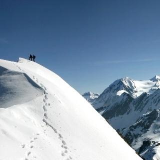 Felbe Skitour