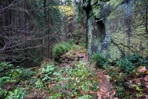Foto Im wildromantischen Kehlloch