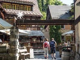 Foto Einkehr im Forsthaus Schmilka