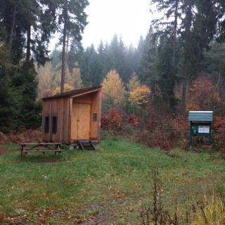 Biwakhütte
