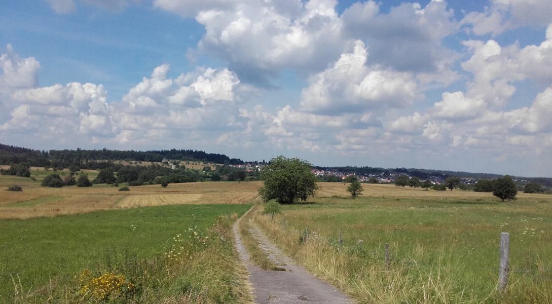 Drei-Täler-Tour Straubenhardt