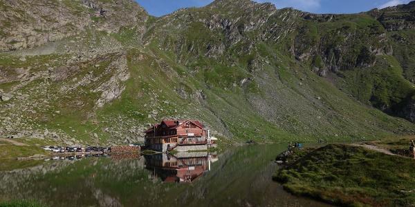 Chalet at Bâlea lake