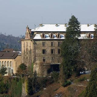 Neues Schloss BadenBaden