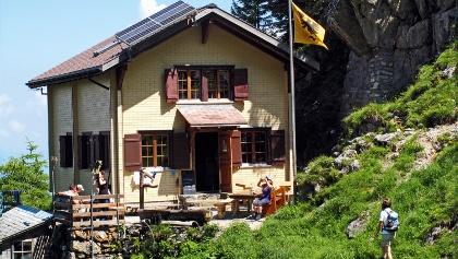 Engelhornhütte.