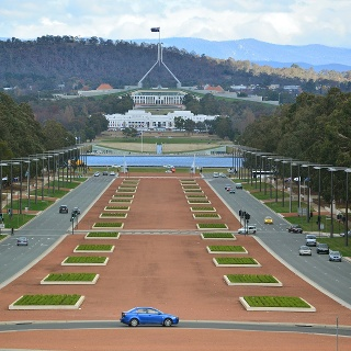 Parlament Canberra