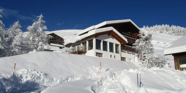 Panoramarestaurant Cuntera
