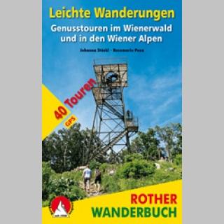 Leichte Wanderungen Wienerwald · Wiener Alpen