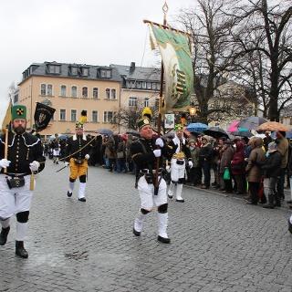 Bergparade Marienberg