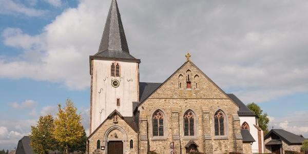 Büllingen Pfarrkirche