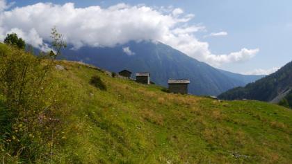 Kleiner Weiler im Valle Airale