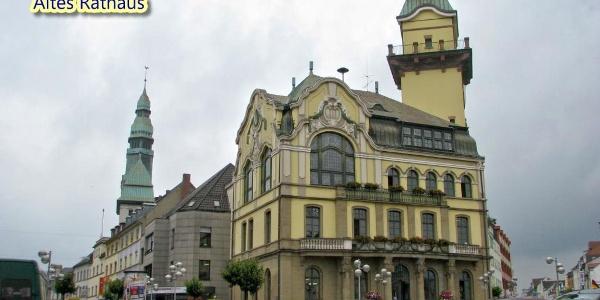 Völklingen - Altes Rathaus