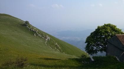 versante Sud Monte Linzone