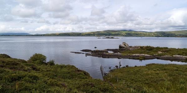 Lough Currane near Waterville