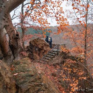 Aussichtspunkt Bielsteinklippe