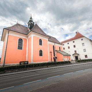 Josefskirche Voitsberg_Außenansicht