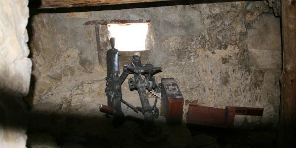 Kriegsstollen am Lagazuoi