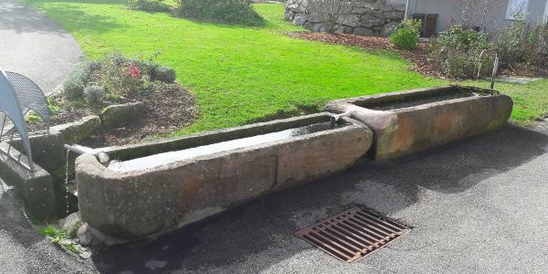 Bild 2: Seeger-Brunnen