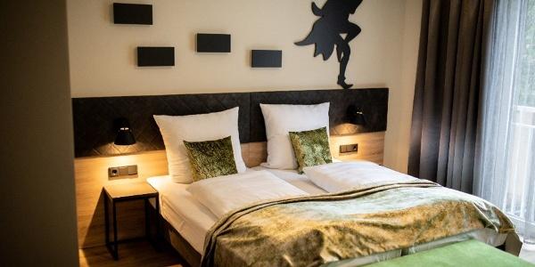 Hotel Zur Börse, Hausansicht vom Kopmanshof