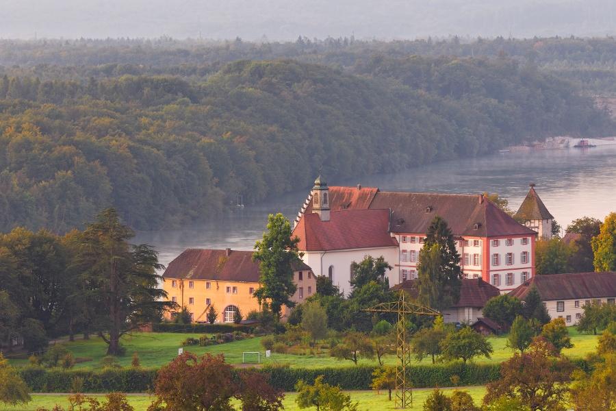 Mythische Orte am Oberrhein - Schloss Beuggen